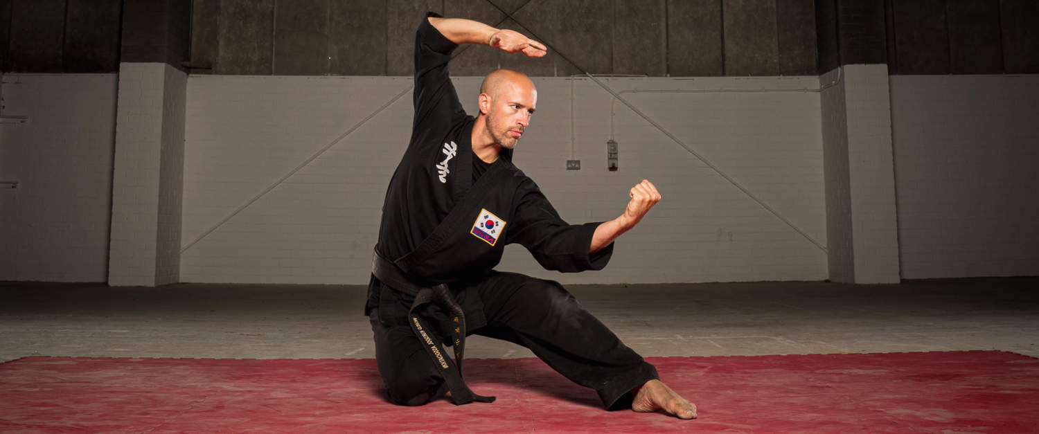 Graeme Temple Martial Art School owner - Kuk Sool Won