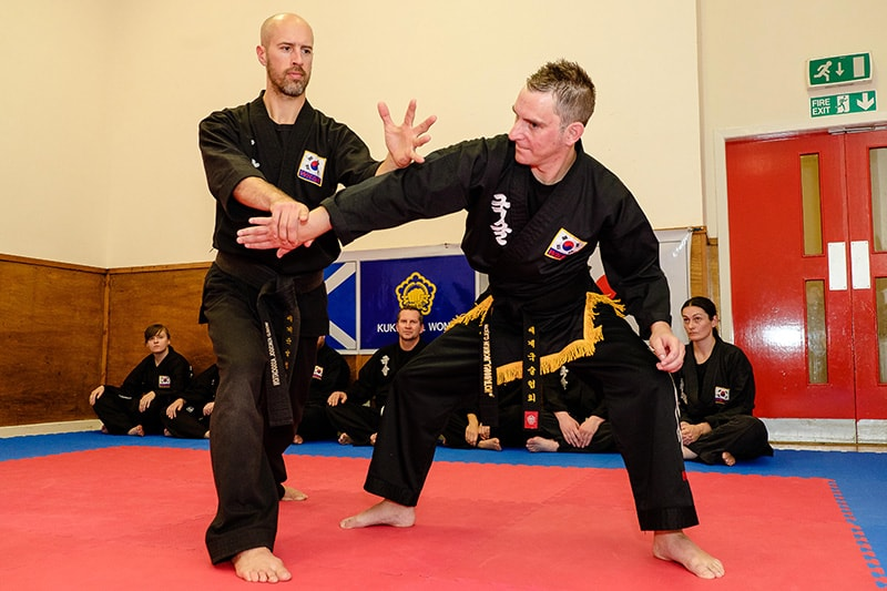 Kuk Sool Won martial arts lessons in Kirkcaldy, Fife