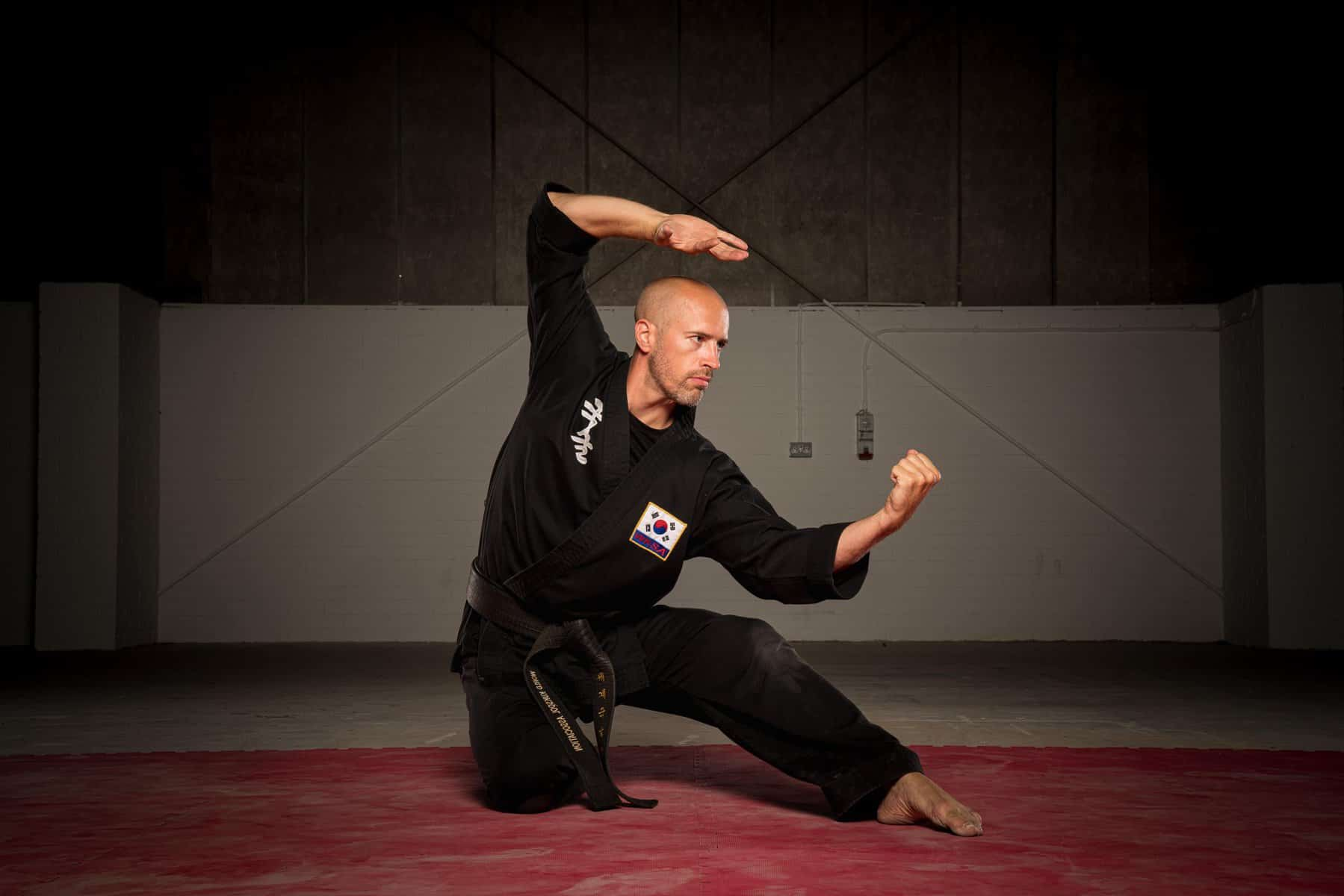 GRAEME TEMPLE – Kuk Soo Won School Owner & Senior Black Belt Instructor
