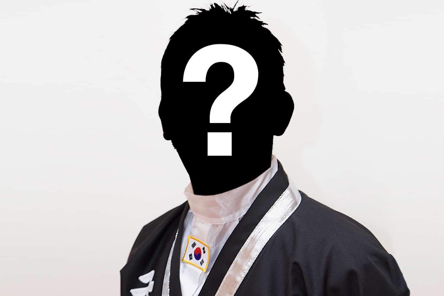 Faceless Kuk Sool Won black belt. Could this be you?